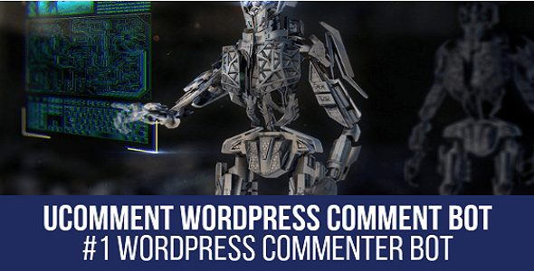 uComment WP Comment Bot Plugin for WordPress